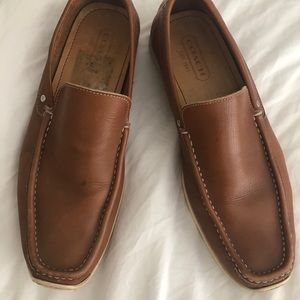 Coach men's loafers